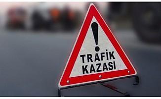 Lefkoşa-Güzelyurt anayolunda kaza!