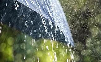 Yağışlı hava geliyor...
