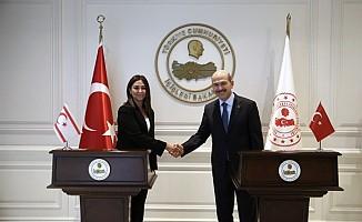"""""""Adli işbirliği mutabakatları yenilendi"""""""