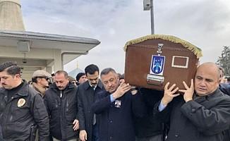 Başçeri'nin Babası Ankara'da toprağa verildi