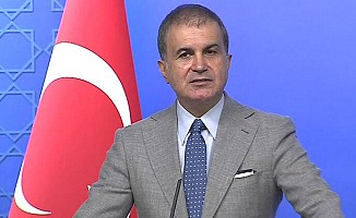 Çelik: Doğu Akdeniz'de barış isteniyorsa bunun yolu...
