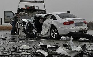 Son bir haftada trafik kazalarında 30 kişi yaralandı...