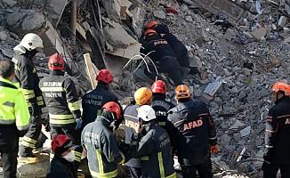 Deprem'de can kaybı 41'e yükseldi