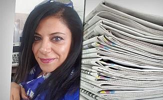 Dr. Çiğdem Dürüst Kıbrıs Time ve Kıbrıs Manşet'te