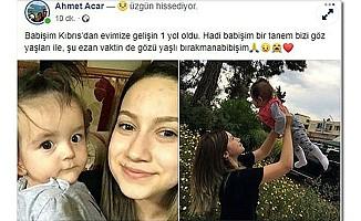 Kader Buse Acar'ın ailesinden duygulandıran paylaşım