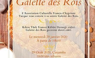 Kıbrıs Türk Fransız Kültür Deneği etkinlik düzenliyor