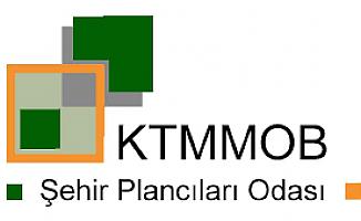 KTMMOB, Şehir Planlama Dairesi'ni dava etti...