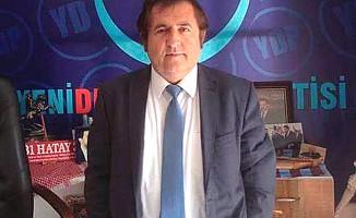 Ulaş, YDP'den istifa etti...