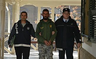253 kilo kaçak etle yakalanan Yakub Karamez tutuklandı