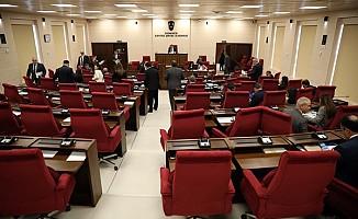 Cumhuriyet Meclisi Genel Kurulu toplandı...