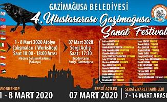 Gazimağusa Sanat Festivali 1 Mart'ta başlıyor