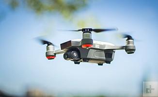 Güney'de sivrisineklere karşı 'drone'