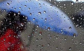 Hafta sonu hava yağmurlu geçecek...