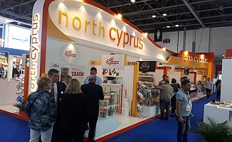 KKTC Dubai Gulfood Gıda Fuarı'nda