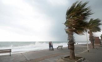 Meteoroloji Dairesi'nden fırtına uyarısı....