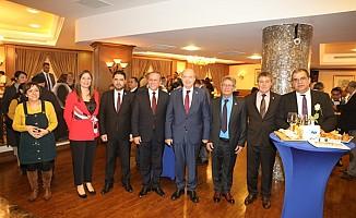 Rehberler Birliği'nin 43. yıl dönümünü resepsiyonla kutladı