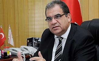 """Sucuoğlu: """"Başın sağolsun Türkiye"""""""