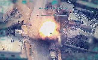 Suriye rejimine ağır darbe