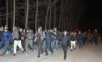 Türkiye Avrupa'ya sınır kapılarını açtı