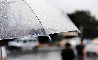 Yarından itibaren yağmur bekleniyor...