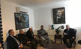 YKP, TKP Yeni Güçler'i ziyaret etti