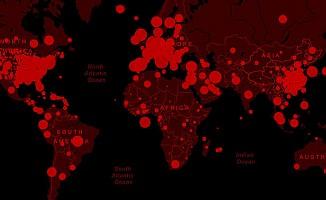 Dünya genelinde hayatını kaybedenlerin sayısı 30 bini aştı