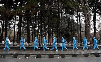 İspanya'da 812, İran'da 117 yeni ölüm