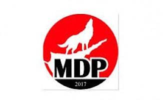 MDP: Müşavirlerin maaşları asgari ücrete indirilsin...