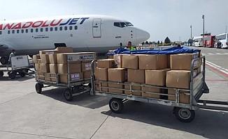 184 kişi charter seferle Ankara'dan getirildi