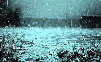 En fazla yağış Tatlısu'ya düştü...