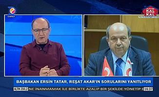 Tatar: Türkiye kendisinde olanı bize de veriyor...