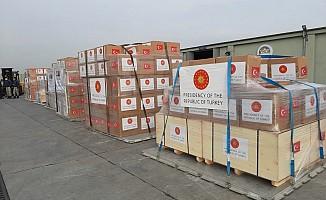 Türkiye'den İspanya ve İtalya'ya anlamlı yardım...