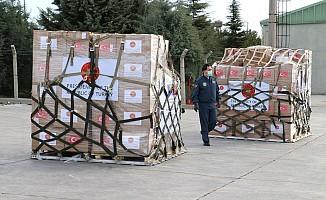 Türkiye dünyaya yardım dağıtıyor!