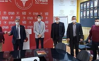 Vakıflar Bankası'ından COVİD19 ile mücadeleye 300 bin TL
