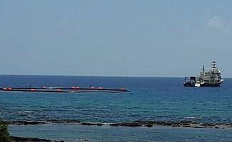 Büyük balıkçı tekneleri tedirgin ediyor...