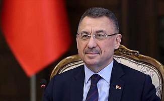 Fuat Oktay, Tatar'a geçmiş olsun dileğinde bulundu