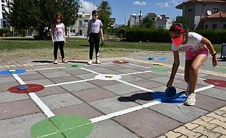"""""""Tüm çocukların oynayabileceği alanlar için çalışıyoruz"""
