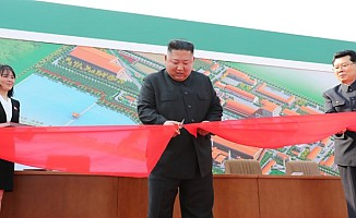 Öldüğü iddia edilen Kim Jong-un ortaya çıktı...