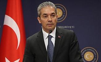 Aksoy: Rum Dışişleri Bakanı'nın muhatabı Özersay'dır