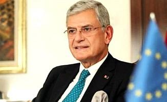 BM Genel Kurul Başkanlığına Volkan Bozkır seçildi