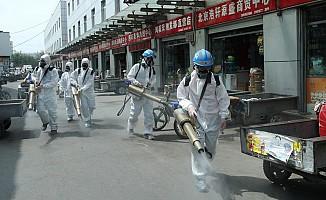 Çin'de yeniden corona virüs salgını başladı...