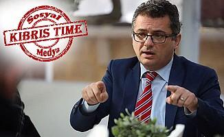 Erhürman, Fuat Oktay'ın Singapur benzetmesini eleştirdi: Burası Kıbrıs!