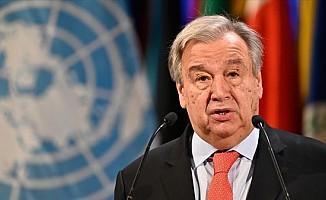 Guterres: Kovid-19'la mücadelede uluslararası koordinasyon eksikliği var