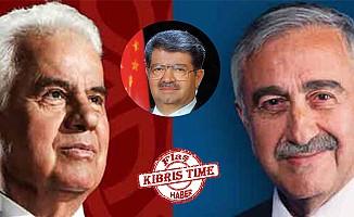 """""""Türkiye'ye bağlılığı azaltacak projeyi Akıncı da reddetmiş"""""""