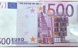 Polisten sahte Euro uyarısı