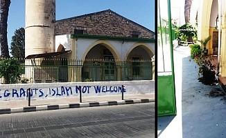 Tatar: Köprülü Camii'nin yakılmak istenmesini sineye çekemeyiz