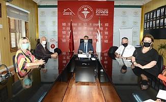 Türkiye İş Bankası Emekliler Derneği'nden sağlığa 10 bin tl