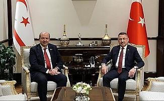 Başbakan Tatar, Fuat Oktay ile telefonda görüştü
