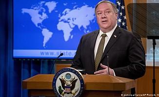 Pompeo: ABD GKRY askerlerine eğitim verecek