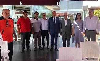 Tatar: Ülkenin çok daha güzel günler göreceğinden eminim